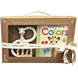 Sophie the Giraffe So'Pure Teether and Book Set