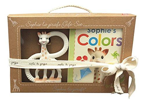 Sophie Giraffe SoPure Teether Book