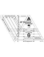 Marti Michell 60 Degree Diamond and Triangle 1-Derful 1-Patch Templates