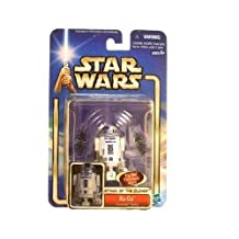 Star Wars: Episode 2 R2-D2 (Coruscant Sentry With Backdrop) Action Figure