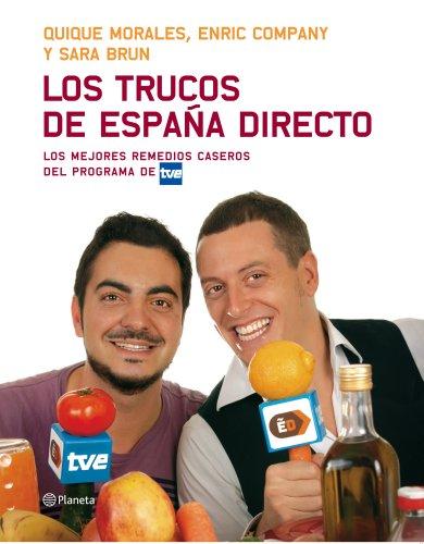 Los trucos de Espana directo. Los mejores remedios casero del programa de TVE