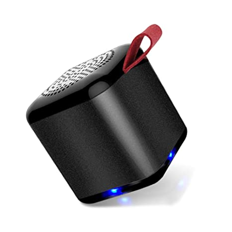 MIABOO Altavoces Bluetooth 4.1, Mini, Portátil con Sonido Potente, Altavoz al Aire ibre