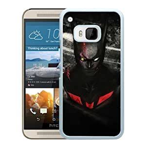 Batman Beyond White High Quality Custom HTC ONE M9 Protective Phone Case