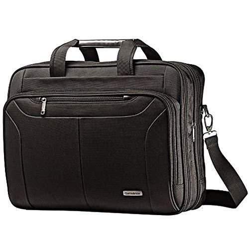 (Samsonite Ballistic Expandable Toploader Laptop Briefcase)