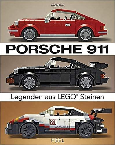 Porsche 911: Legenden aus LEGO® Steinen