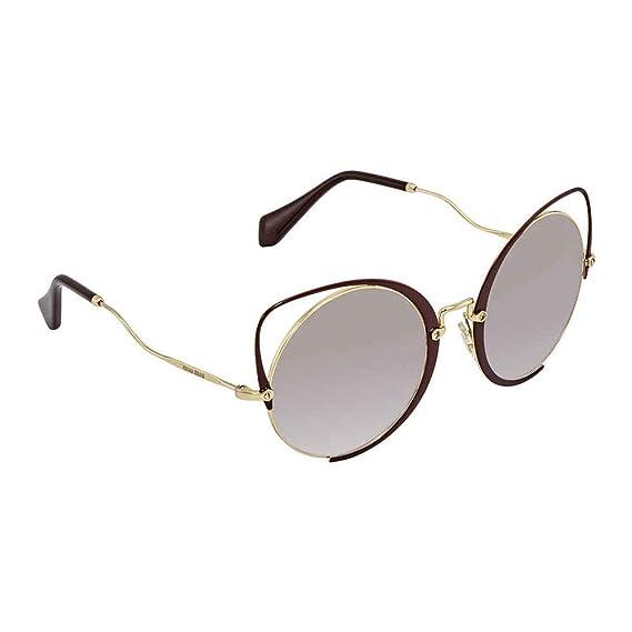 01546d19ce78 Miu Miu Women s 0MU51TS R1J2H2 54 Sunglasses