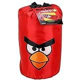 Angry Birds Slumber Bag Red Backpack Sleeping Set