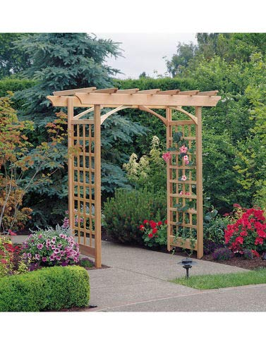 Gardener's Supply Company Berkeley Arbor ()