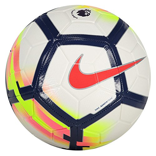 Nike Premier League Strike Ball (White/Blue/Orange)(5)