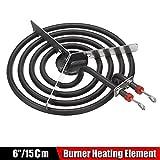 6 inch electric range elements - MAYITOP MP15YA Universal Burner Electric Range Element Stove 6