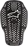 Alpinestars Men's 6501615-10-M Back Protection Foam (Nucleon Kr-2I M) (Black, Medium)