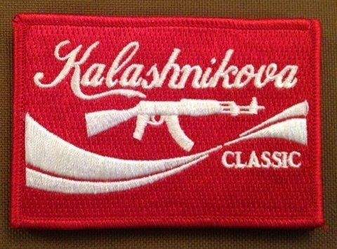 KALASHNIKOVA CLASSIC - Patch (Kalashnikova Patch)