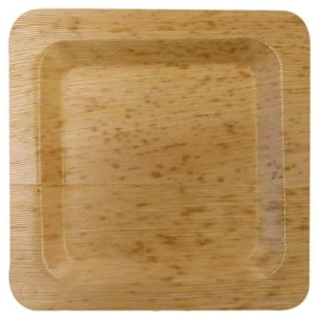 Bamboo Studios 6-Inch Square Plate 8-Pack & Amazon.com | Bamboo Studios 6-Inch Square Plate 8-Pack: Dessert ...