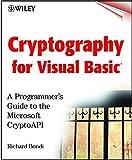 Cryptography for Visual Basic, Richard Bondi, 0471381896
