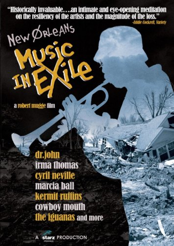 New Orleans: Music in Exile - In Stores Orleans New