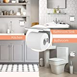 I LOVE EF IFECCO Toilet Paper Holder Stainless
