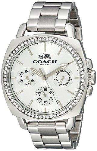 COACH Womens Boyfriend Bracelet Silver product image