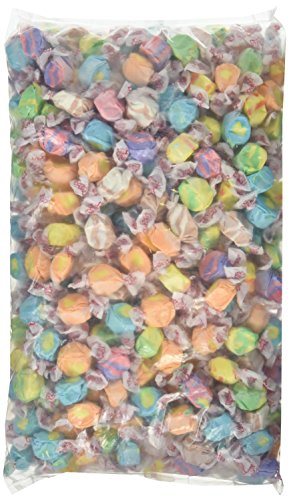 Taffy Town Candies, Tropical, 5.0 Pound (5 Lb Taffy Candy)