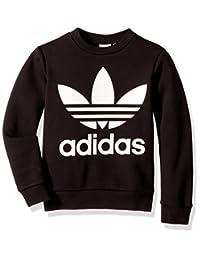 adidas Originals Boy's Fleece Crew Sweatshirt