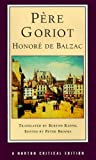 img - for Pere Goriot (Norton Critical Editions) book / textbook / text book