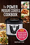 img - for The Power Pressure Cooker XL Cookbook: 123 Delicious Electric Pressure Cooker Recipes For The Whole Family book / textbook / text book