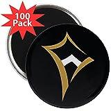 CafePress - Kappa Alpha Theta Logo - 2.25'' Magnet (100 pack)