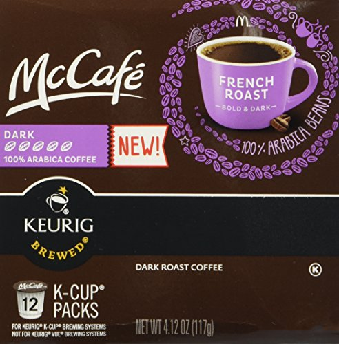 mcdonalds french roast coffee - 2