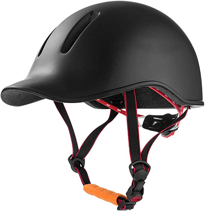 MAKE FINE Casco De Bicicleta Casco De Seguridad para Viajeros ...