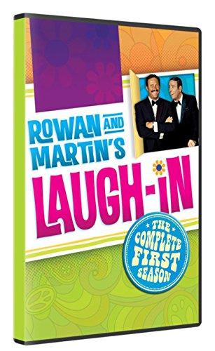 Rowan & Martin's Laugh-In: The Complete First Season (4DVD)