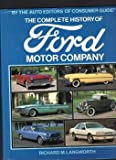 Complete History of the Ford Motor Company, Outlet Book Company Staff and Random House Value Publishing Staff, 051764147X