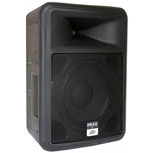 Peavey IMPULSE1012BLACK Impulse 1012 8 Ω Unpowered Speaker Cabinet- Black