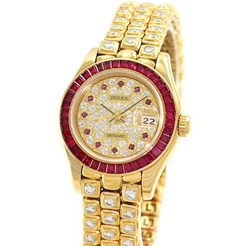 Rolex Datejust automatic-self-wind womens Watch 69308 (Certified Pre-owned)