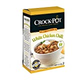 Crock-Pot Delicious Dinners, White Chicken Chili, 12.87 Ounce (Pack of 6)