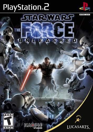 Star Wars: The Force Unleashed - PlayStation 2 (Ps2 Star Wars Games)