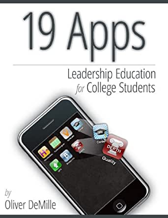Amazon.com: 19 Apps: Leadership Education for College