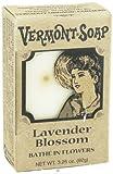 Vermont Soap Organics - Lavender Flowers 3.5 Oz Bar Soap