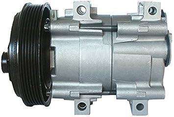 BEHR HELLA SERVICE 8FK 351 113-601 Compresor, aire acondicionado: Amazon.es: Coche y moto