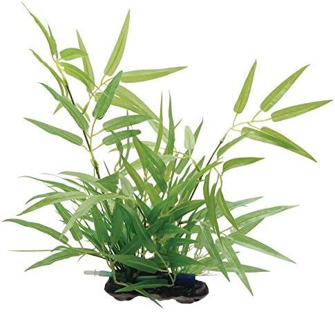 Amazon Com Fluval Bamboo Shoots Plant For Aquarium 14 Inch