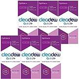 オフテクス cleadew(クリアデュー)O2セプト135ml、中和錠30錠、レンズケース付【6箱セット】洗浄・消毒・タンパク除去(ハード用)