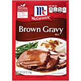 McCormick Brown Gravy Mix, 0.87 Ounce