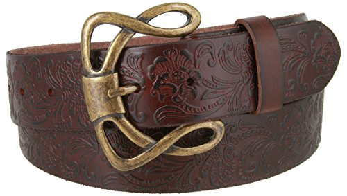 34 Brown Western Belts - 7