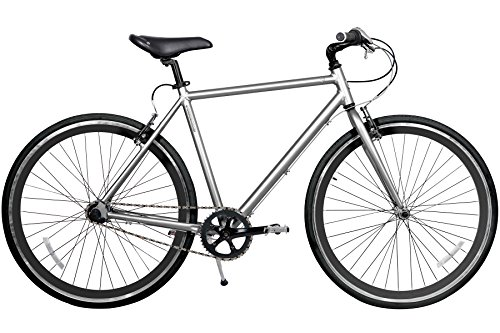 Gama Bikes Speed Cat 700c Dark Chrome 3 Speed Internal Shima