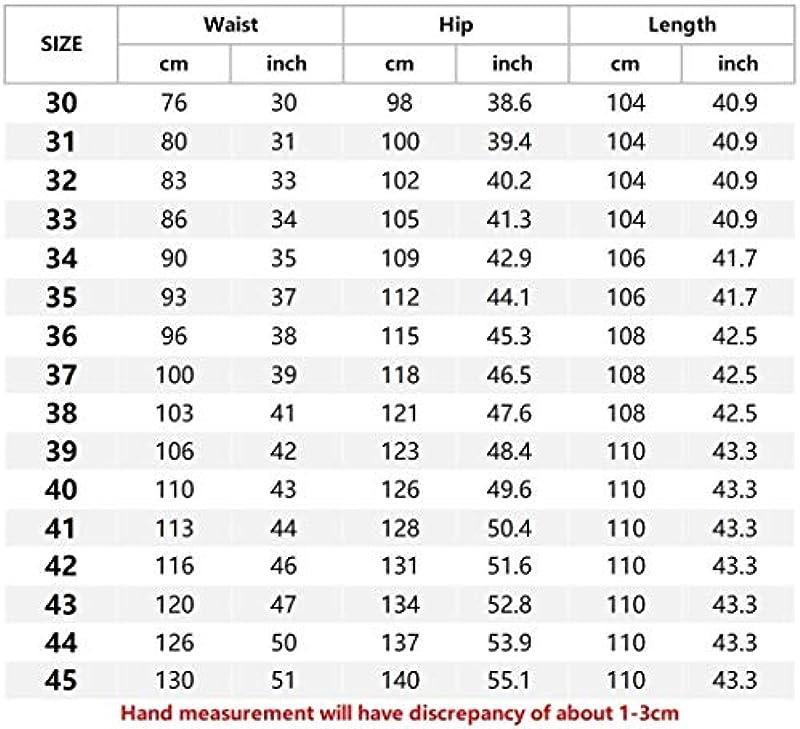 SUIWO Jeanshosen Męskie Denim Jeans Männer beiläufige Dicke Fleece-Denim-Hosen mit hoher Taille lose Lange Hosen Feste Gerade Baggy Jeans for Männer (Color : Dark Blue, Size : 36): Küche & Haushalt