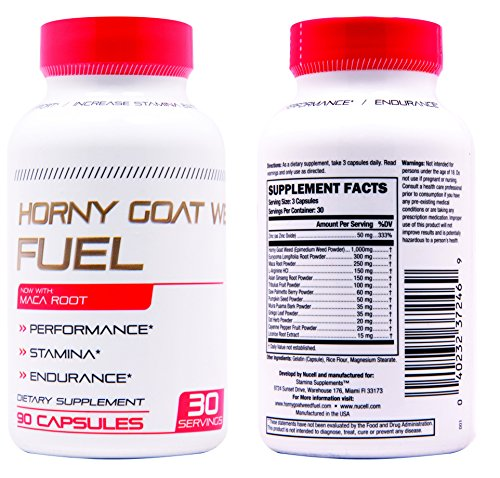 N1-Horny-Goat-Weed-Fuel-Extract-Performance-Booster-Increase-size-physical-performance-endurance-and-stamina-enhancement-247-90-Cap-1000mg-epimedium-Icariins