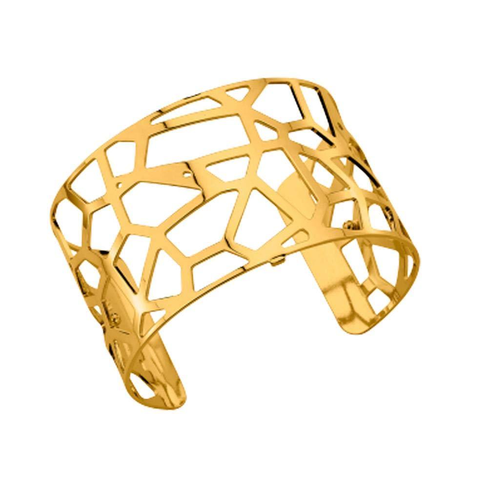 Les Georgette Girafe 40mm Cuff in Gold