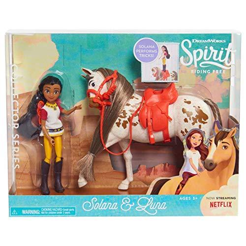 Solana & Luna Horse & Doll 5