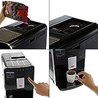 Melitta F77/0-102 - Cafetera automática, 1.8 L, color negro y gris ...