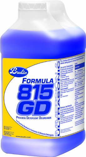 Brulin 815 GD Ultrasonic Cleaning Solution, 5 Gallons by Brulin (Image #1)