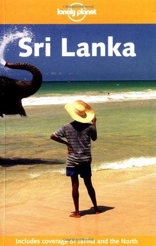 Lonely Planet Sri Lanka (Lonely Planet Sri Lanka: Travel Survival Kit)