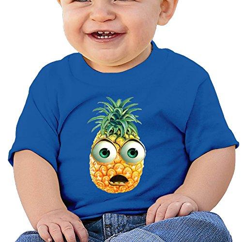 shehe-cartoon-pineapple-custom-infant-brand-new-tee-royalblue-size-12-months